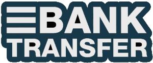 bank transfer n 1