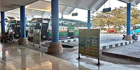 bus termianal