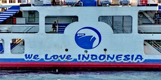 faehre indonesien