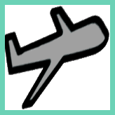 flugzeug visum 1