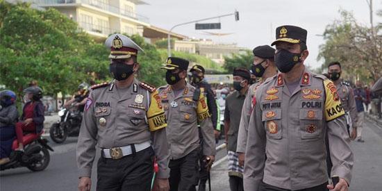 polisi bali 2021