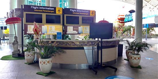 Informationen Flughafen