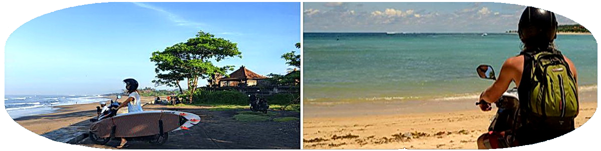 roller mieten Bali a b c
