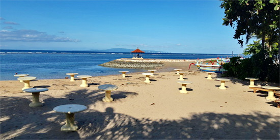 strand sanur bali